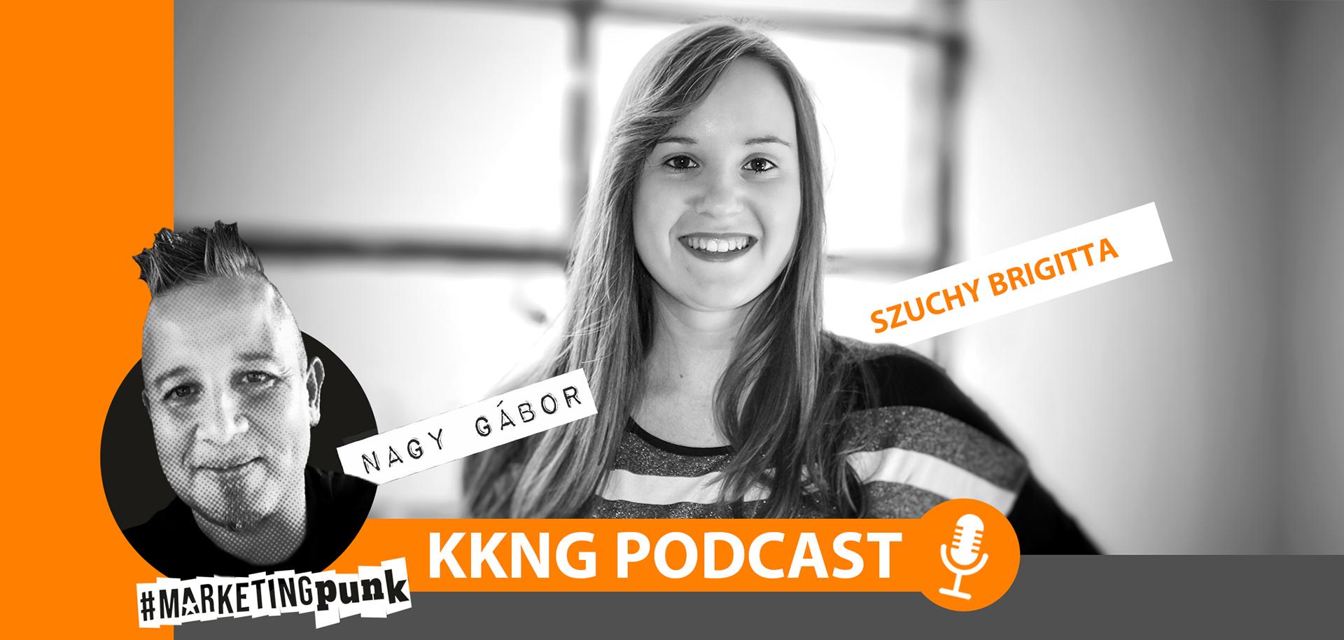 Podcast: Szuchy Brigitta alapítónk többek között a PR kommunikációról beszélt