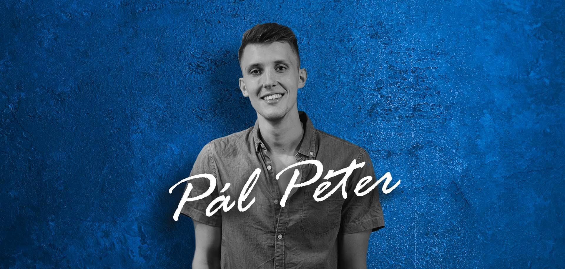 Ügynökségünk látja el Pál Péter énekes menedzseri tevékenységét
